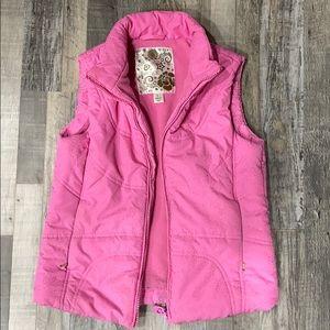 Children's Place girls vest.... Size Large 10/12